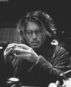 Johnny Depp as Mort Rainey, Secret Window (2004)