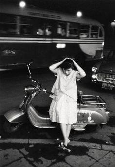 Tokyo 1958, Photo: Marc Riboud