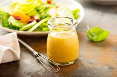 Do you include Honey Dijon Mustard in your family's diet? We eat a lot of salads and often use Maille Honey Dijon Mustard for our vinaigrettes and grilled Honey Mustard Salad Dressing, Miso Dressing, Honey Mustard Sauce, Jalapeno Honey Mustard Recipe, Vinegar Dressing, Grilled Vegetable Marinade, Champagne Vinaigrette, Jalapeno Sauce, Salad Dressing Recipes