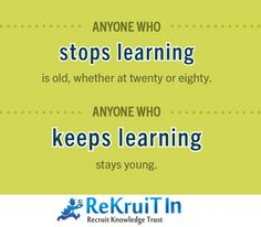 "#‎ReKruiTInTip‬ - ""Keep Yourself Updated"" It helps in building Self-Confidence! ‪#‎BeConfident‬"