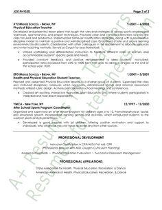 Elementary Teacher Resume Sample - Page 2 | Elementary teacher