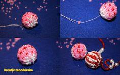 beadwork, pearl bullet