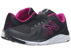 Zappos - $70 - Oct. 2016 - New Balance 790v6      Complete your sporty ensemble with the classic vibes of the New Balance® 790v6 running shoe.     Predecessor: 790v5.     Support Type: Neutral to underpronation (supination).     Cushioning: Light, flexible response.     Surface: Road.     Differential: Not provided.     Mesh and synthetic upper materials.     Lace-up closure.     Padded tongue and collar.     Smooth fabric lining.     Removable foam insole.     Speed Ride midsole provides…