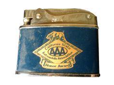 California State American Automobile Association - AAA - Honor Award