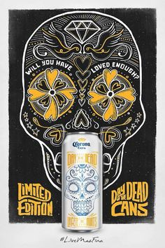 Cerveza Corona lanzó una edición especial en Canadá.