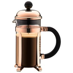 Buy Bodum Chambord Coffee Maker, 3 Cup, 0.35L Online at johnlewis.com