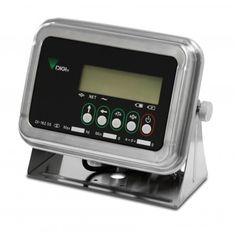 Digi DI-166SS Digital Indicator for Weighing Scales.  Stainless steel, approved Class III, IP67 rated. Idea for use in harsh environments