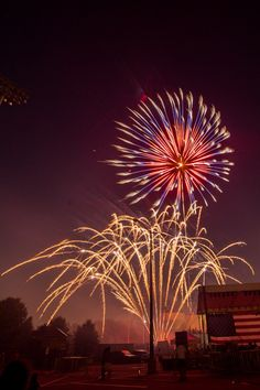 Visual Storytelling: How to photograph 4th of July Fireworks