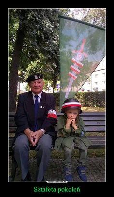 Sztafeta pokoleń – Poland Ww2, Warsaw Uprising, Wwii, Pride, Culture, World, People, Art, War