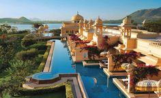 *****The Oberoi Vanyavilas.  Ranthambhore Road. Sawai Madhopur. Ranthambhore - 322001. Rajasthan, India.Tel. +91 7462 22 3999./www.oberoihotels.com/oberoi_vanyavilas  Espectacular hotel de lujo ubicado en la región india de Rajastán, en plena jungla, junto a la Reserva Natural de Tigres de Ranthambhore, perteneciente a la prestigiosa cadena Oberoi.........