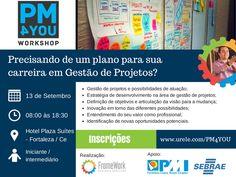 Projeto para promoção do curso PM4YOU da Framework - Gestão e Projetos.