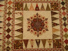 Wheels on the Warrandyte Bus: Australasian Quilt Convention 2013