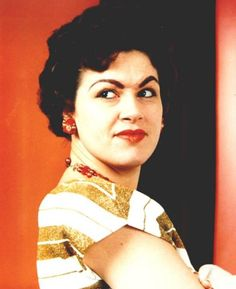 Patsy Cline - top three best female singer...