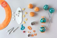 #DIY Ufo-Torte und Cake Pop-Außerirdische, so wird's gemacht!