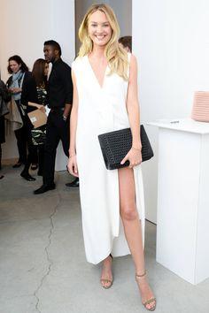 Little White Dresses 2014 - The Best Celebrity White Dresses - Harper's BAZAAR