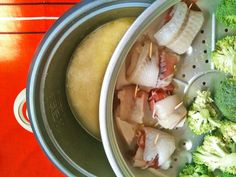 rice-cooker meal
