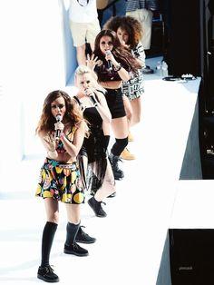 Little Mix @Leigh Anne Pinnock @Jess Liu Sotier Yeager Nelson @Kris Jarchowán Örn Kjartansson Gruber Edwards
