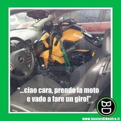 #bastardidentro #moto #auto #ipnoticamentebastardidentro www.bastardidentro.it