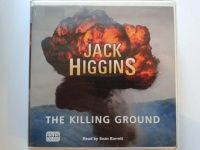 The Killing Ground written by Jack Higgins performed by Sean Barrett on CD (Unabridged)