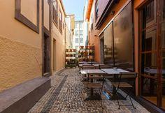 Restaurante Reitoria, Porto, Porto / N-Escapadinhas