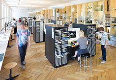 floor material of exhibition Winterthur, Museum, Exhibition Display, Divider, Material, Desk, Flooring, Room, Furniture