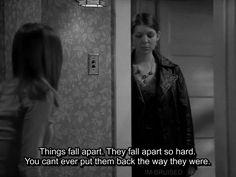 Buffy   via Tumblr Tara's necklace