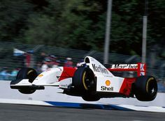 Formula one jump