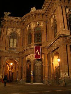 Teatro Bellini - Catania #TuscanyAgriturismoGiratola #catania #sicilia #sicily