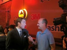 @chrisyates11 - Interview with Pete Cashmore CEO of Mashable at SXSW - 5k Social Media Community