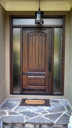 Black Single Front Doors 21 cool front door designs for houses | front door design, door