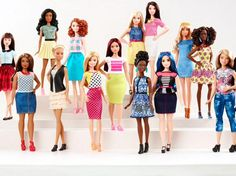 More realistic Barbies due for release ~ The Independent