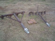 Image result for homemade 4 wheeler implements