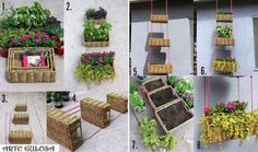 Nice And Neat DIY Gardening Ideas