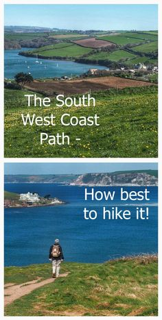 It's 630 miles long! Here's how to get the most out of hiking the South West Coast Path in the UK.
