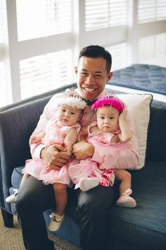 When Alan Sangpan was growing up in Chicago, the only child of a single mom who had emigrated from Thailand, there were two things he knew for sure: first, that he wanted to be a father when he grew up, preferably to more than one child.
