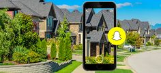 Why Snapchat Is Pure Gold for REALTORS® and what the *RIGHT NOW* value is. Perspective and experience from one Salt Lake City real estate agent - via Housecall Blog | by Dustin Brohm