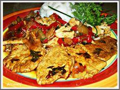 Ewa w kuchni: Schab a la po tajsku