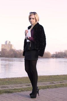 Isabel w butach od Butyk.pl