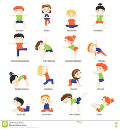 How To Do Yoga For Children #Kidsyoga
