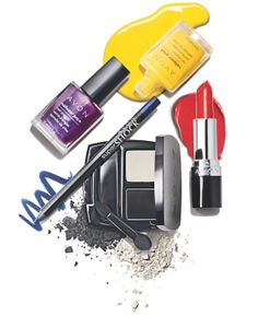 Finish off a Spring #fashion look with makeup look that's bold and bright #AvonSpring