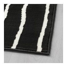 The thick pile dampens sound and provides a soft surface to walk on. Durable, stain resistant and easy to care for since the rug is made of synthetic fibres.