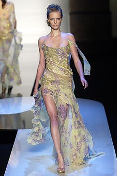 Elie Saab Spring/Summer 2004 Couture