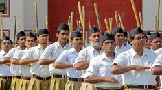 BBC Hindi's Rajesh Joshi reports on the growing prominence of India's hardline Hindu RSS group, which once counted India's prime minister among its members.