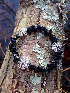 Black Onyx Reiki Infused Healing Bracelet  by KathieReikiBracelets, $20.00