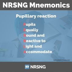 Nursing Mnemonics Podcast Ep60 Pupillary reaction (PERRLA) https://www.nrsng.com/ep60-pupillary-reaction/?utm_campaign=coschedule&utm_source=pinterest&utm_medium=NRSNG&utm_content=Ep60%20Pupillary%20reaction%20%28PERRLA%29