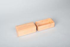 Japanese cedar lunch box @ native & co