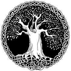 celtic tree of life image