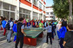 Γεμάτα τα προαύλια των Σχολείων του Έβρου από μαθητές, δασκάλους και γονείς για την Ημέρα Σχολικού Αθλητισμού