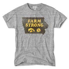 Iowa Farm Strong ANF T-shirt