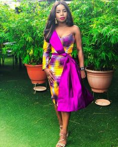 Thirty Trendy Ankara Gown Styles For You - Fashion Ruk Latest Ankara Styles, Ankara Gowns, African Print Dresses, African Fashion Dresses, African Dress, African Prints, African Patterns, African Clothes, Gowns